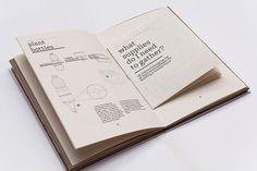 Window Farms: Information Design Book by Jiani Lu, via Behance