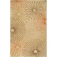 Artistic Weavers Carpi Parchment 2 ft. x 3 ft. Accent Rug  on  Daily Rug Deals