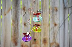 This is a Perry's Enterprise hummingbird feeder, handmade just across the GA border in Pigeon Forge, TN. We carry a variety of distinctive styles and colors in the store. I just hung this one in the backyard yesterday. Johns Creek, Humming Bird Feeders, Pigeon Forge, Wild Birds, Blacksmithing, Hummingbird, Backyard, Christmas Ornaments, Store