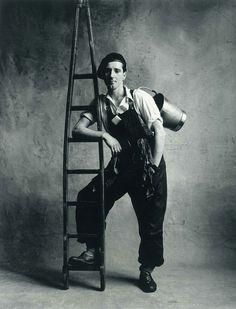 Image result for irving penn workers