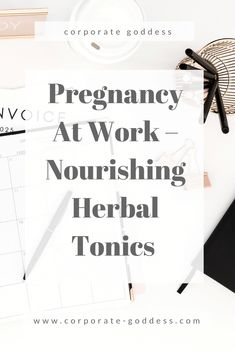 Pregnancy At Work – Nourishing Herbal Tonics Essential Oils For Headaches, Essential Oils For Sleep, Work Stress, Stress And Anxiety, Burnout Recovery, Oils For Energy, Natural Health Remedies, Herbal Remedies, Relaxing Tea