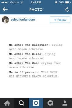 Book Memes, Book Quotes, The Selection Series Books, Kiera Cass Books, Good Books, My Books, Maxon Schreave, School For Good And Evil, A Series Of Unfortunate Events