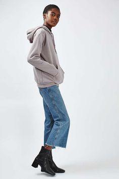 PETITE Oversized Hoody - Topshop
