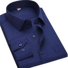 4XL 5XL 6XL 7XL 8XL Large Size Men's Business Casual Long Sleeved Shirt White Blue Black Striped Male Social Dress Shirt Plus