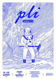 Editorial & Poster: PLI • Improvised Music & Funny Birds