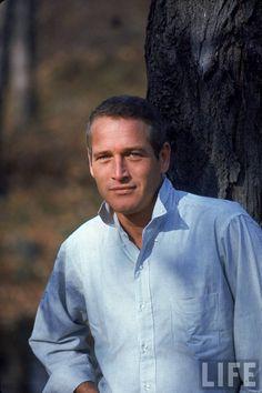 Matinee idol handsome, Paul Newman preferred grittier stuff