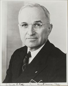 During his few weeks as Vice President, Harry Truman scarcely saw President Franklin Roosevelt, and received no briefing on the development of the atomic bomb or the unfolding difficulties with Soviet Russia. Suddenly these and a host of other wartime problems became Truman's to solve when, on April 12, 1945, he became America's 33rd President. Learn more: http://go.wh.gov/Z5BuTu