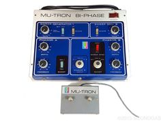 MUSITRONICS MU-TRON BI-PHASE - stupidly good condition, from our own studio collection, one of the greatest effects of all time. What are you waiting for?