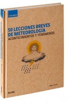 50 lecciones breves de meteorología Cursed Child Book, Books, Libros, Book, Book Illustrations, Libri