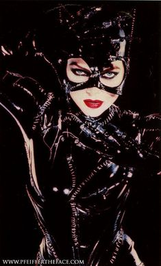 Never mess with an intelligent woman mind: the result can be surprising... Catwoman by Michelle Pfeiffer