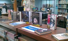 This Retold Classics display helped teens see old stories in a new light. Retellings were paired with original, classic novels.