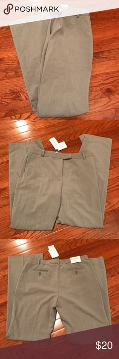 Light gray CK dress pants Nwt Light gray CK dress pants Calvin Klein Pants