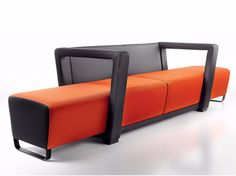 CIRCUIT Sectional sofa by D.M.