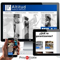 http://www.Altitud.net Trabajos Verticales posicionado a nivel provincial por http://www.proyectizate.com y http://www.araceligisbert.com