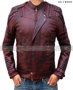 #StarLord Costume Jacket from Guardians of the Galaxy for #halloween2017