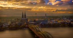 Cologne Dome 2 by Sandeep Mathur on 500px