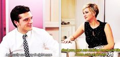 What's the most inappropriate thing Jennifer has ever said to you, Josh?
