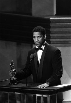 Denzel Washington, Academy Award