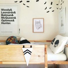 Wall Decals in Kids
