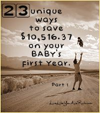 11 Pregnancy Tips that Will Save You Thousands