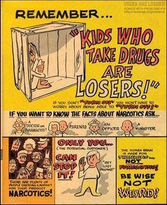 Retro Advertisements | Found in Moms Basement: Vintage Public Service Announcements (PSAs)