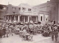 La Pergola en la exposición universal. Barcelona 1929