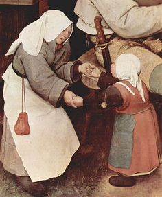 "detail from Hans Holbein the Younger, ""The Artist's Family"", Kunstmuseum, Öffentliche Kunstsammlung, Basel. Hans Holbein, Medieval Life, Medieval Art, Jan Van Eyck, Pieter Brueghel El Viejo, Costume Renaissance, Pieter Bruegel The Elder, Renaissance Paintings, Free Art Prints"