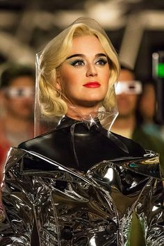 Katy Perry on the set of the 'Chained To The... | I ❤ Katy Perry
