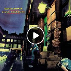 David Bowie - The Rise and Fall of Ziggy Stardust and the Spiders from Mars (1972) by Manulova | Mixcloud