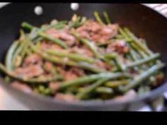 how to cook green beans panlasang pinoy
