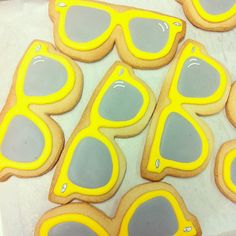 Ray ban sunglasses cookies! | Flickr - Photo Sharing!