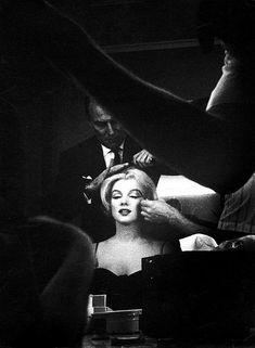 Marilyn Monroe photographed by John Bryson, 1959.
