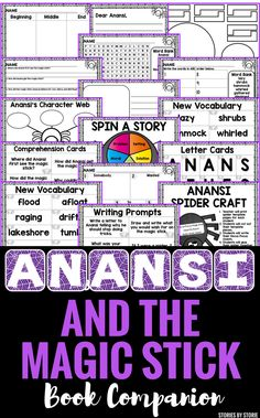 Anansi and the Magic