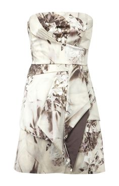 Karen Millen Crystal Jewel Print Dresses Multicolor - suit-dresses.com - $89.34