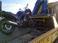 Jos Baldee  Vanmiddag motorfiets met pech op A29 Heinenoord aangetroffen. Ivm ieders veiligheid werd motor IM getakeld. IM wat is dat? Incident management. Wil zeggen dat Rijkswaterstaat opdracht geeft te takelen ivm veiligheid op auto(snel)wegen.