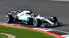 Nieuwe Formule 1-auto Mercedes. www.auto-zaken.com/sport