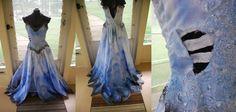Disney Princess Gown Dress Costume Corpse Bride CUSTOM/kind interesting, DIY wedding dress? http://www.ecrater.com/filter.php?store_id=39116&sort=date