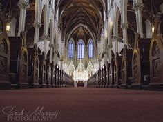 Cathedral Of The Holy Cross Wedding in Boston, Massachusetts - Sarah Murray Photography