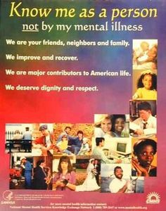 I am not my mental illness