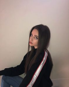 """@itslily.w: """"crazy huh🍒⛓✨"""" Fashion Eye Glasses, Foto Pose, New Outfits, Besties, Portrait Photography, My Photos, Lily, Long Hair Styles, Clothes"""
