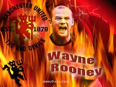 Wayne Rooney Wallpapers 25 - http://manchesterunitedwallpapers.org/wayne-rooney-wallpapers-25.html
