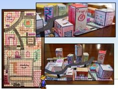 GEOMETROCITY:  Create & Build a City Made of Math Using Geometry