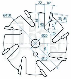 Autocad Isometric Drawing, Isometric Drawing Exercises, Mechanical Engineering Design, Mechanical Design, Learn Autocad, 3d Drawing Techniques, Interesting Drawings, Sketching Tips, Drawing Lessons