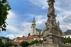 Zlatá Kremnica Barcelona Cathedral, Building, Travel, Viajes, Buildings, Destinations, Traveling, Trips, Construction