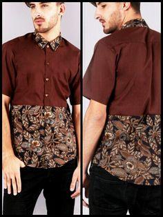 Mavazi outfit - Javanese Batik pattern for resort wear