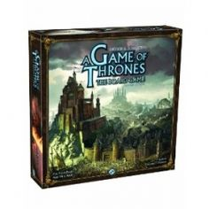This popular RPG board game is based on an HBO series. A Game of Thrones Boardgame is recommended for players age 13 - 17 and up. This is the...