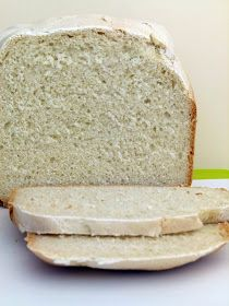 Al Calor del horno: Pan de yogur en panificadora.