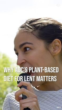 AOC has given up meat for lent in honor of Tommy Raskin's commitment to animal rights. Tommy, the late son of Congressman Jamie Raskin, was very passionate about animal-free living and following a vegan diet. Going Vegetarian, Going Vegan, University Food, 40 Days Of Lent, Red Pigment, Greenhouse Gases, Environmental Issues, Carbon Footprint, Animal Rights