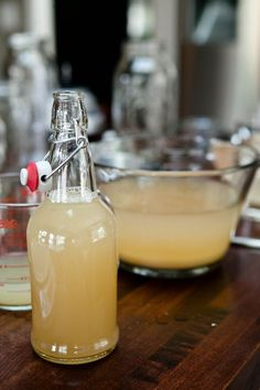 """One of my favorite cocktail mixers is the spicy ginger beer, used for the summer favorite """"Moscow Mule"""", or evening sipper, the """"Dark and Stormy."""" But I've had enough of the spendy, over-sweetened bottles from the supermarket, so I figured: it's time to make our own. Here are three ways to make an extremely tasty version happen at home."""