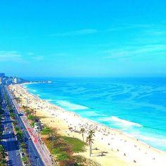 O Rio de Janeiro encerrou ontem as Paralímpiadas, fechando um belo capítulo na história da cidade! Foi bom demais, sediamos os jogos e contagiamos o mundo com alegria e beleza. Que o legado Olímpico se faça sempre presente em cada um de nós!